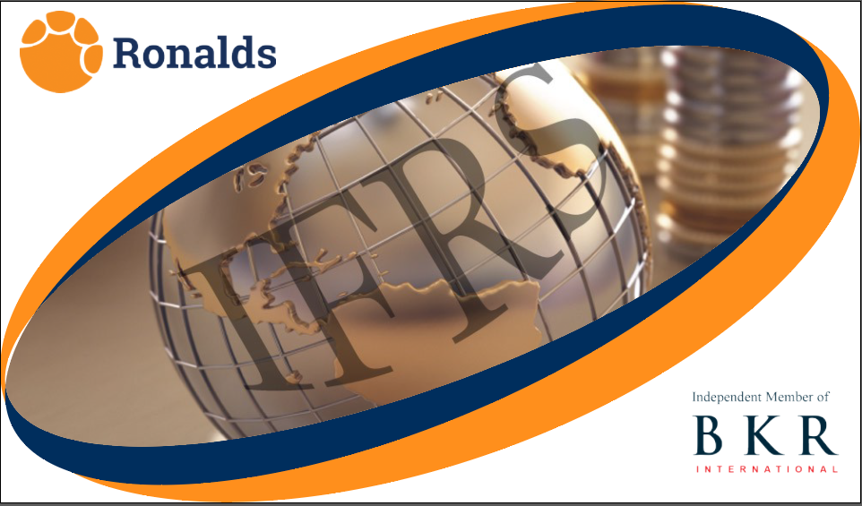 IFRS-international Financial Reporting Standards