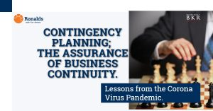 Contingency Planning-Ronalds LLP
