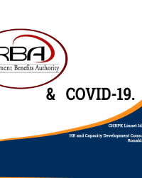RETIREMENT BENEFITS AUTHORITY AND COVID-19 Raonalds LLP - We are a professional firm dealing with: audit, tax, and Advisory services in Kenya. We use cutting edge technology solutions to deliver results.