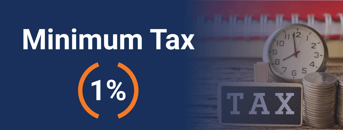 Minimum Tax 2021