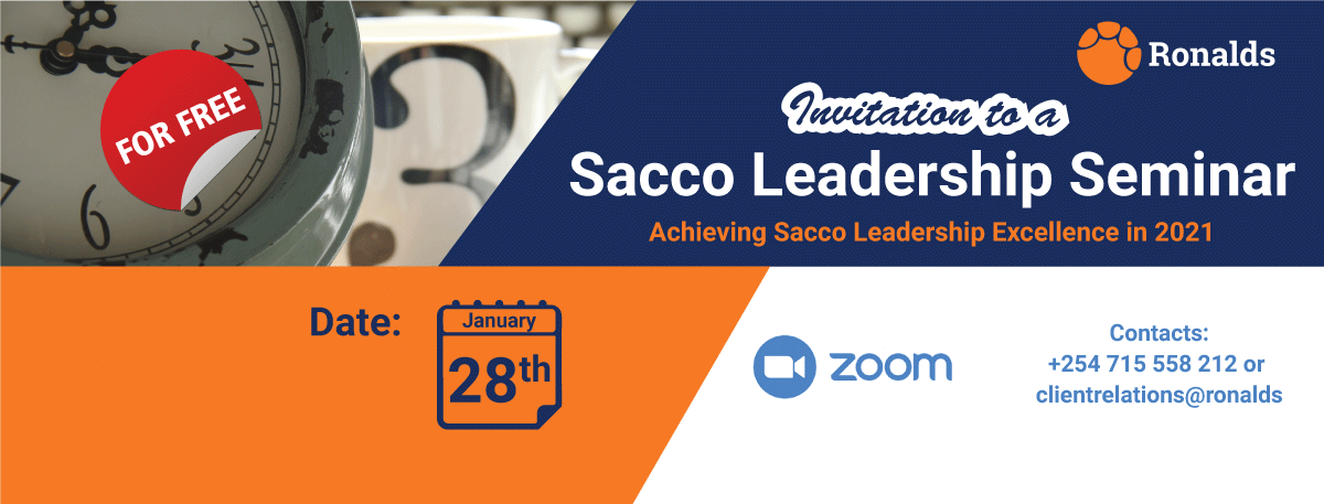 Achieving SACCO leadership Excellence in 2021.