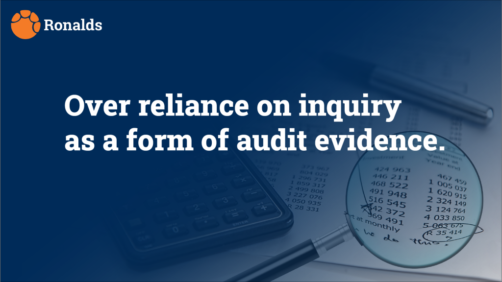 THE MAJOR PROBLEM FACING FINANCIAL AUDIT & THE REMEDIES TO THE SAME