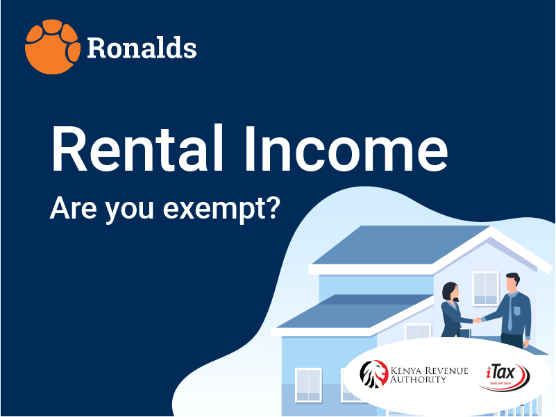 MONTHLY RENTAL INCOME TAX.